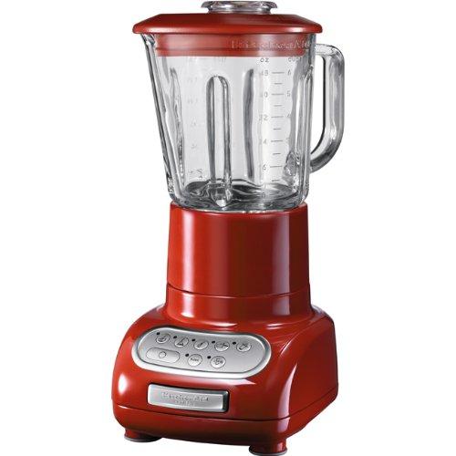 KitchenAid Artisan - Batidora de vaso rojo