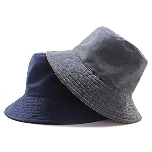 Sombreros de cubo de gran tamaño Sombrero de hombre de...