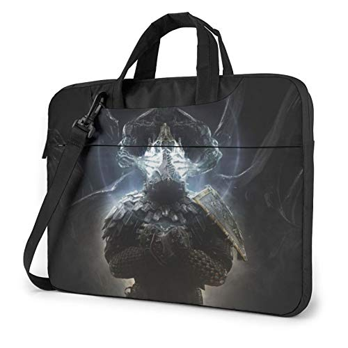 Laptop Sleeve Bag Mortal Shell Tablet Briefcase Ultraportable Protective Canvas for 13 Inch MacBook Pro/MacBook Air/Notebook Computer