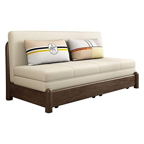 *2021 Couch – Massivholz mit Aufbewahrungsbox*