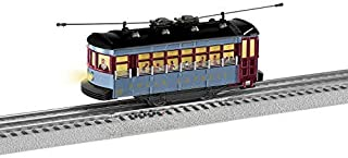 Lionel Trains - The Polar Express Trolley Set with Announcement Track, O Gauge