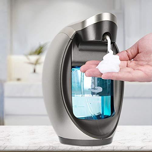 Seifenspender, 480ml Touchless Automatic Sensor Schaum Seifenspender Lotion Küche Badezimmer Wand Schreibtisch