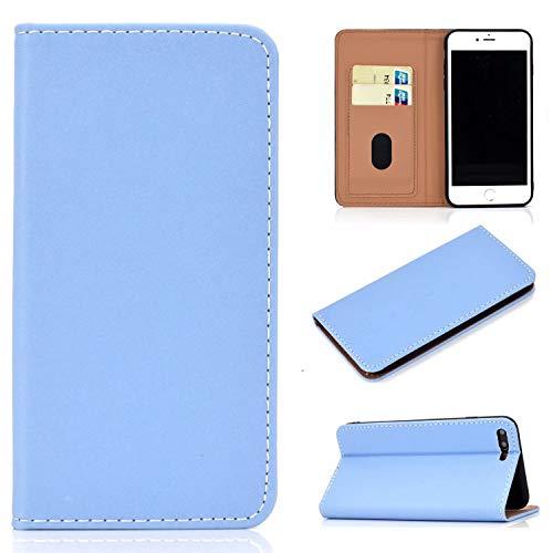 MUTOUREN Handyhülle Kompatibel mit iPhone 8/iPhone 7 Ledertasche Hülle, Wallet Case mit Magnetverschluss Stander Klapp-Handytasche Anti-Scratch Schutzhülle, Khaki