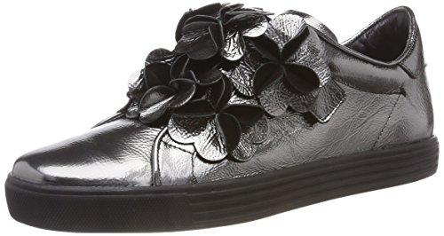 Kennel und Schmenger Damen Town Sneaker, Grau (Antracite Sohle Schwarz 557), 39 EU (6 UK)