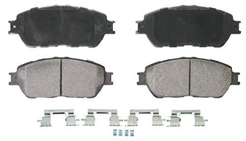 Wagner QuickStop ZD906 Ceramic Disc Brake Pad Set