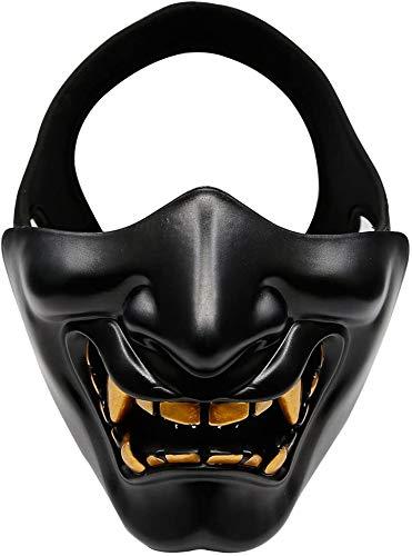 Mascara Samurai Airsoft