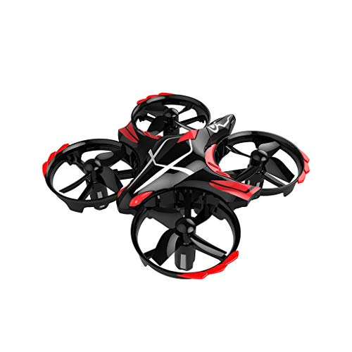 RTYou Mini Drone, 2.4G 4-Axis Quadcopter Best Drone for Kids & Beginners RC Helicopter Plane,Infrared Sensing, Altitude Hold, Shake & Throw to Fly, Boys Girls Gift Toys