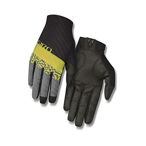 Giro Unisex– Erwachsene Rivet CS Handschuhe Fahrradhandschuhe, Citron Green, S