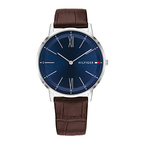 Tommy Hilfiger Analog Blue Dial Men's Watch - TH1791514