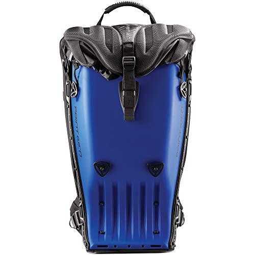 Boblbee GTX Rucksack mit Rückenschutz 25 l Bleu Cobalt Mat