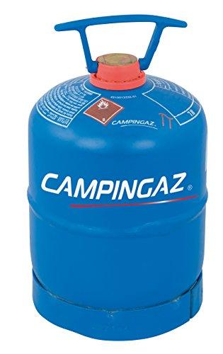 Campingaz Gasflasche, wiederaufladbar, 901