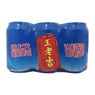 Wang Lao Ji Canned Herbal Tea 310ml (Pack of 6) (B00RCIV20U) | Amazon price tracker / tracking, Amazon price history charts, Amazon price watches, Amazon price drop alerts