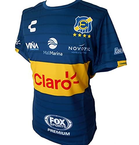 maglia everton Maglia da calcio Everton (Cile) da uomo Home 2020 - blu - L