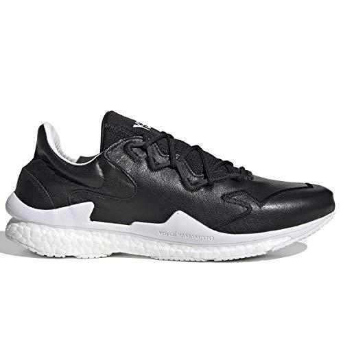 adidas Y-3 by Yohji Yamamoto Y-3 Adizero Runner Black-Y3/Black-Y3/Footwear White UK 4.5 (US Men's 5, US Women's 6) Medium