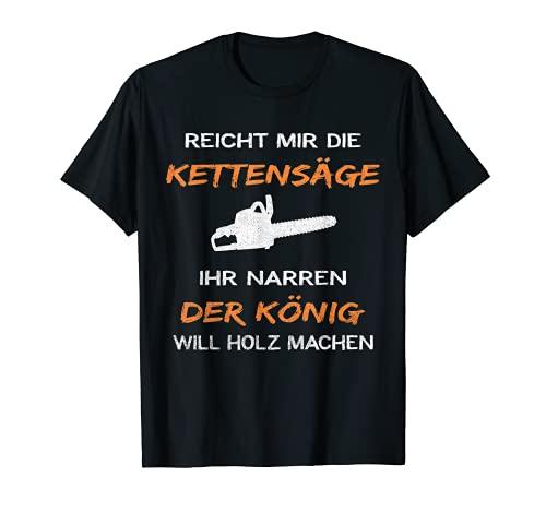 Reicht Mir Die Kettensäge Ihr Narren...