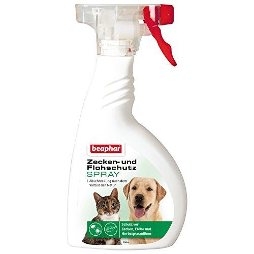 Zecken- und Flohschutz Spray Hund / Katze 400 ml