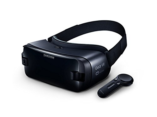 Galaxy Gear VR 【2019年版 Galaxy S10+, S10, S10e, S10 5G, Note9, S9, S9+, Note8, S8, S8+ 対応】 SM-R3250, Samsung 純正品, 専用コントローラ付き [並行輸入品]