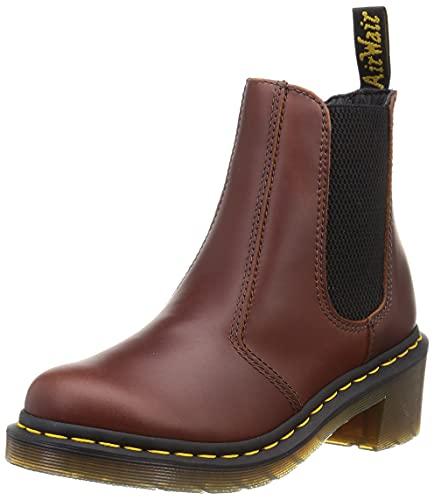 [ドクターマーチン] ファッションブーツ 国内正規品 Parade Cadence Chelsea Boot(キャデンス チェルシーブーツ) ABRUZZO WP レディース BROWN 23.0 cm