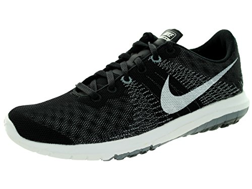 Womens Nike Flex Fury Running Shoe Black/Wolf Grey/Cool Grey/White Size 9.5 M US