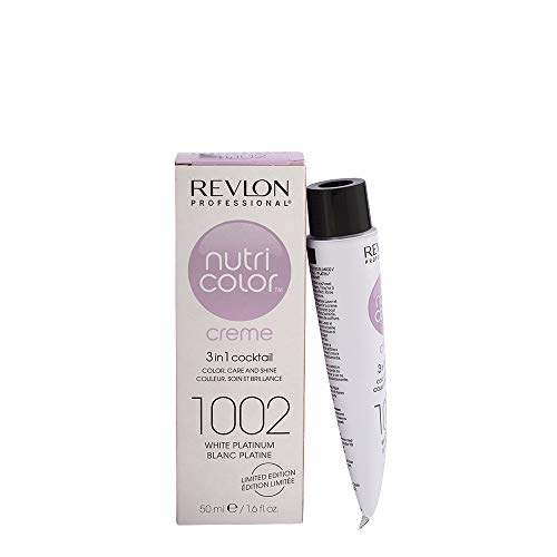 Revlon nutri color 1002/silver white 50ml