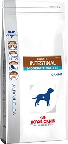Royal Canin Veterinary Gastro Intestinal Moderate Calorie Gim 23, 2 kg