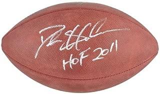 Deion Sanders Autographed Duke Pro NFL Football with