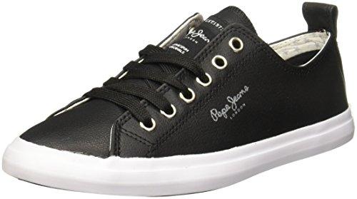 Tenis Negros marca Pepe Jeans