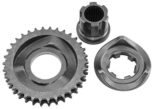 Twin Power Compensating Sprocket and Cover Kit for Harley Davidson 2007-11 Soft