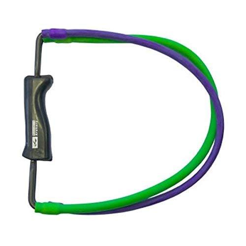 Saunders Neu, Bogenschießen, die Power Pull Trainingshilfe, Warm-up, Ausübung Stretch-Band für Bogenschießen