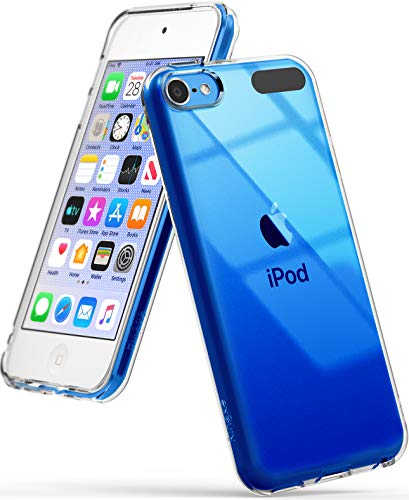 """Ringke Air Designed for iPod Touch 7 Case (2019), iPod Touch 6th, 5th Generation Case (2015) 4.0"""" - Clear"""