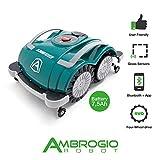Ambrogio L60 Deluxe: Robot cortacésped sin cable perimetral