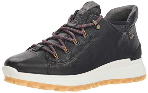 ECCO EXOSTRIKE, Chaussures de Randonnée Hautes Femme, Noir 51052, 37 EU