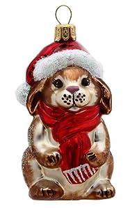 Hamburger Weihnachtskontor – Weihnachtsdekoratio -Weihnachtshase braun
