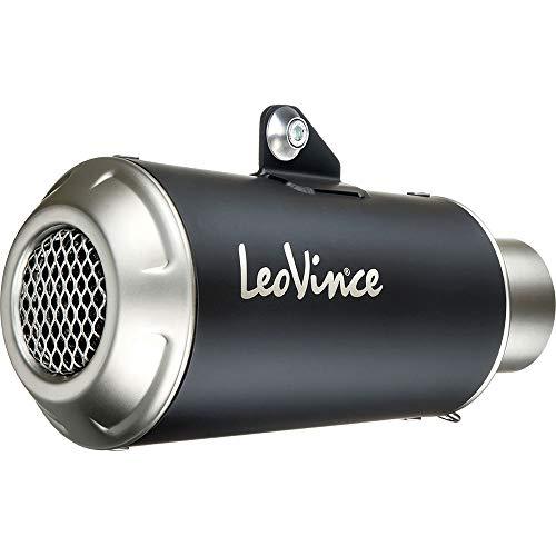 LeoVince Schalldämpfer SBK LV-10 Nicht passend OEM Koffern passend zu Kawasaki
