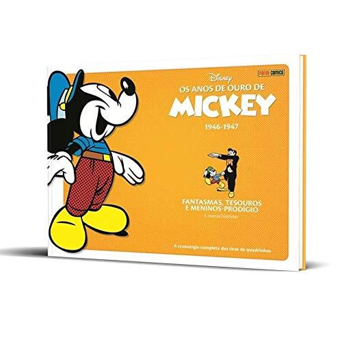 Os Anos De Ouro De Mickey: Fantasmas, Tesouros E Meninos-prodígio