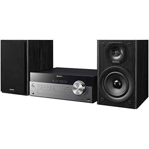 professional Sony CMTSBT100 Micro Music System with Bluetooth and NFC