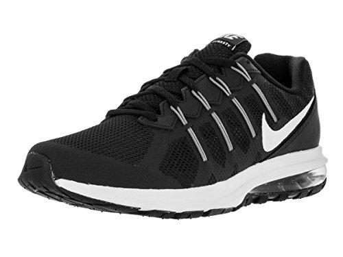 Nike Air Max Dynasty, Scarpe da Ginnastica Unisex-Adulto, Nero (Black/White Cool Grey Anthrct), 42 EU