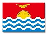 世界の国旗ポストカードシリーズ <オセアニア> キリバス共和国 Flags of the world POST CARD <Oceania> Republic of Kiribati