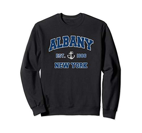Albany New York - Albany NY Sweatshirt