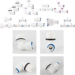 Y Tipo acqua Connettori Filtri Purificatori Osmosi Inversa Sistema RACCORDI 5pcs