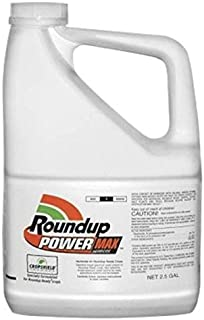 Round Up Power Max 48.7% 2.5 Gallon Jug'