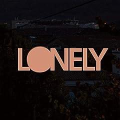 尾崎裕哉「LONELY」のCDジャケット