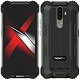 DOOGEE S58 PRO Rugged Smartphone Android 10, 5.7'' SIM Free Mobile Phone IP68/ip69k Waterproof Shockproof, Octa Core 6GB RAM 64GB ROM, 16MP+16MP+2MP+2MP, 5180mAh Battery, NFC OTG GPS DUAL SIM Green
