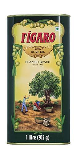 Figaro Olive Oil Tin, 1L