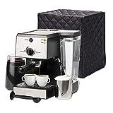 Funda universal para electrodomésticos pequeños de cocina, 9.8 x 9.8 x 11.8 pulgadas, cubierta para máquina de café expreso, cubierta antipolvo, accesorios para electrodomésticos de cocina