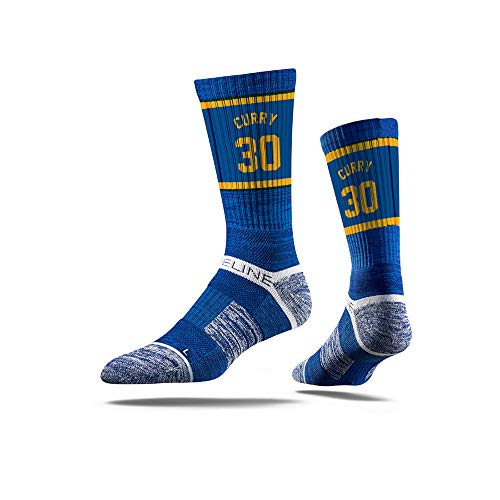 Golden State Warriors Youth Stephen Curry #30 Jersey Strideline Socks