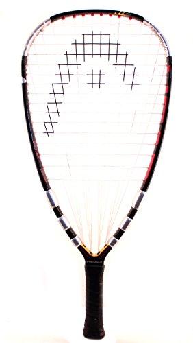 """HEAD Liquid Metal 170 Racquetball Racquet, (SS) 3 5/8"""" Grip"""