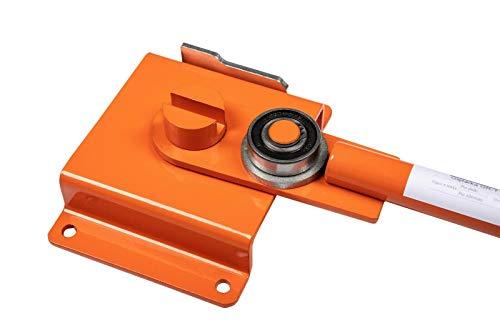 Biegemaschine GR-1 Eisenstangen 6-8mm Handbiegemaschine Biegegerat Kringel Biegevorrichtung Formenbieger