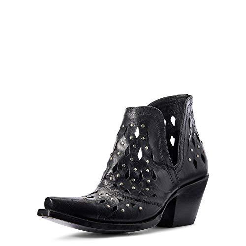 ARIAT Dixon Studded Black 9