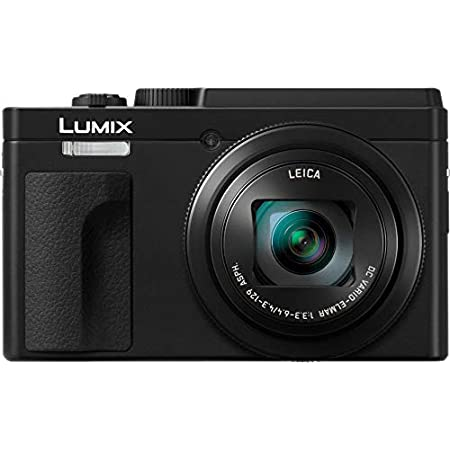 Panasonic Lumix Dc Tz96 Schwarz Kamera